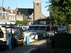 Bootsurlaub in Holland
