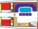 Aquastar 15 Grundriss